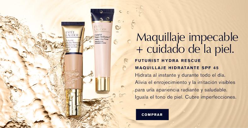 Maquillaje impecable + cuidado de la piel