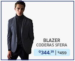 Blazer coderas